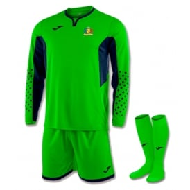 Zamora III Keepers Set